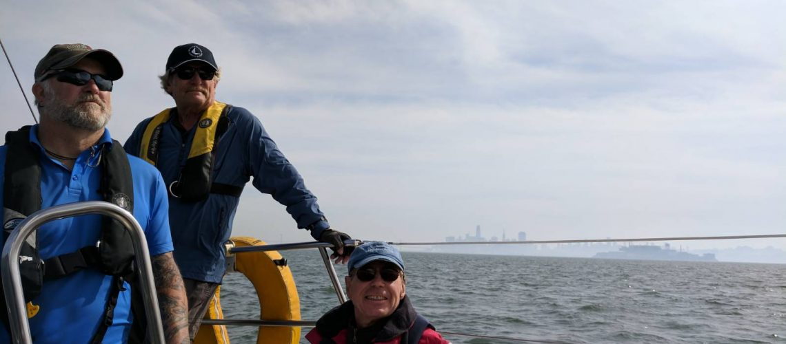 Sailing in the IQCs #1